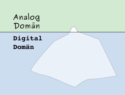 Digitaliseringens isberg